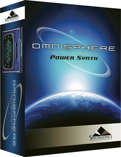 Spectrasonics Omnisphere v1.5.8d UPDATE ONLY